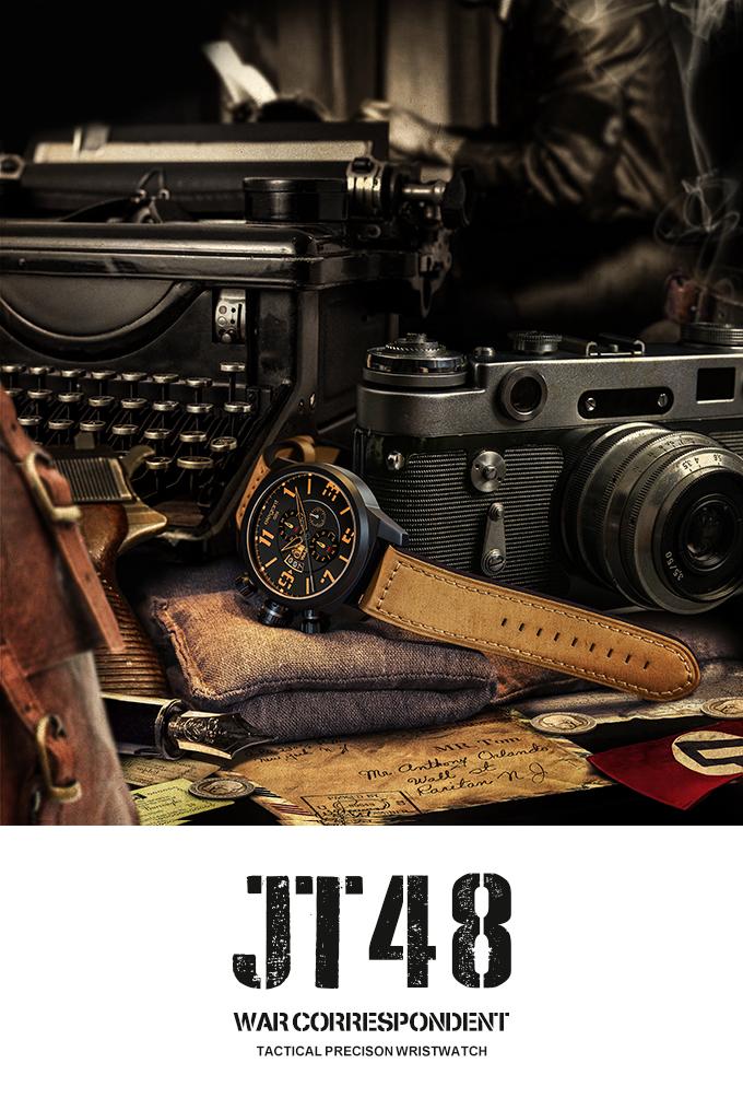JT48-WAR CORRESPONDENT