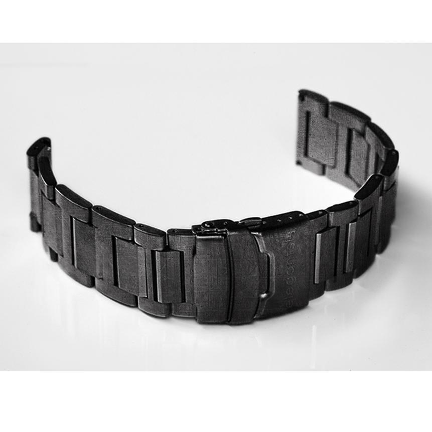 舊化黑JT SERIS - 錶帶寬24mm