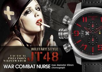JT48 戰地護士
