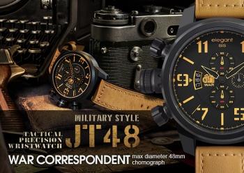JT48 戰地記者