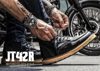 JT42R MOTORCYCLISTS STYLE