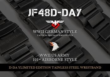 限量主題配件JF48D洗舊鋼