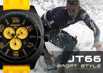 JT61、JT66 - 夏日運動風