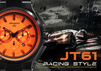 JT61、JT66 - 夏日極限運動風