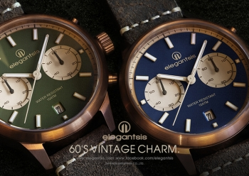 JT58QS-承載老靈魂的新腕錶