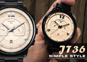 JT36 - 簡約色調時尚風