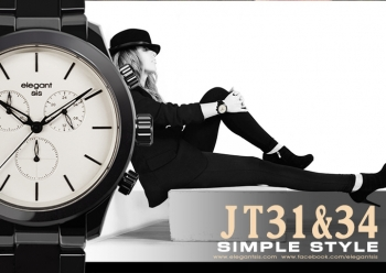 JT31、JT34 - 都會簡約百搭