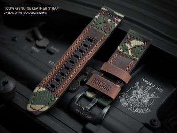 愛樂時軍事主題錶款訂製錶帶