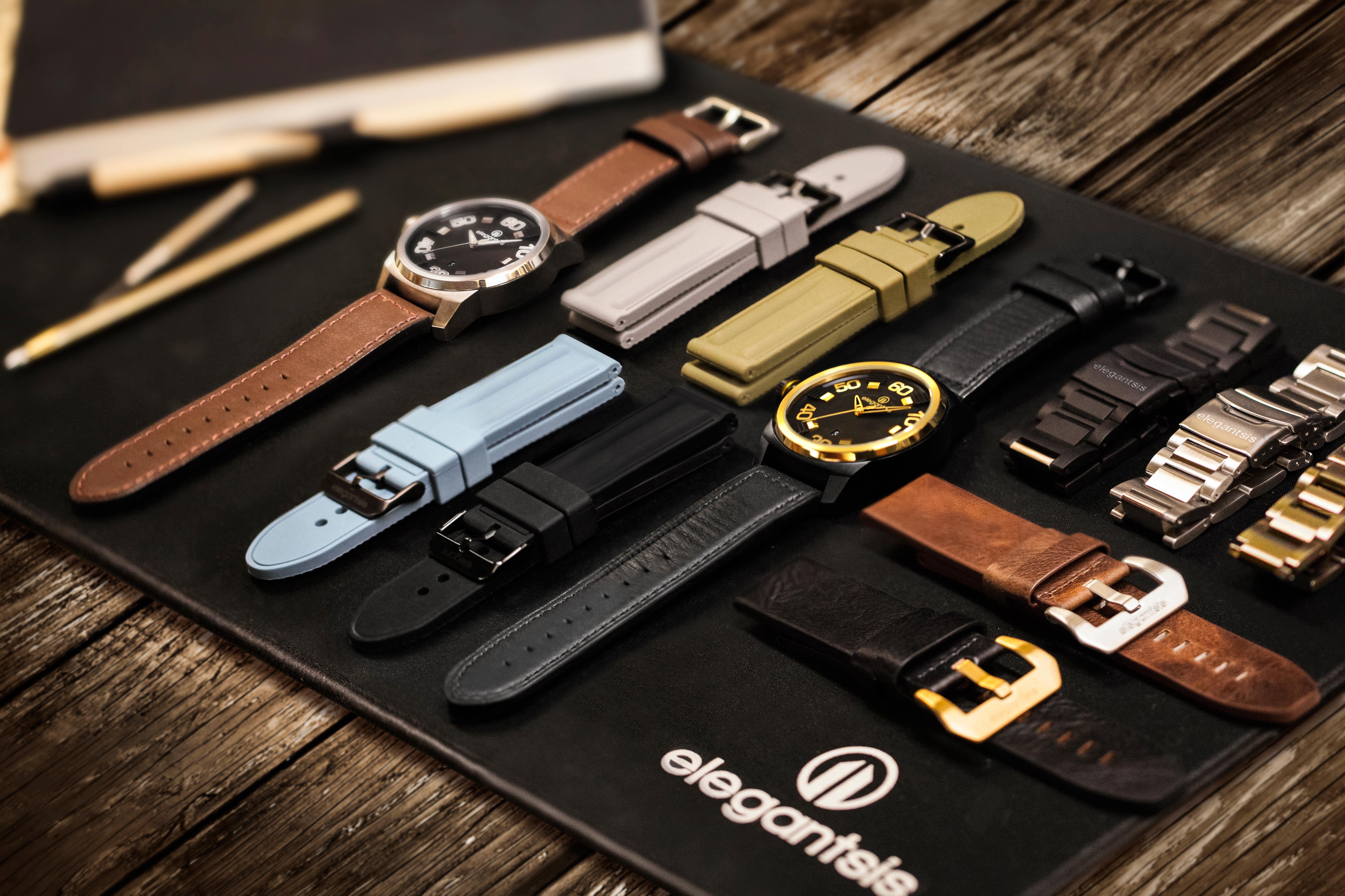 新款預購贈錶帶與抽錶帶活動