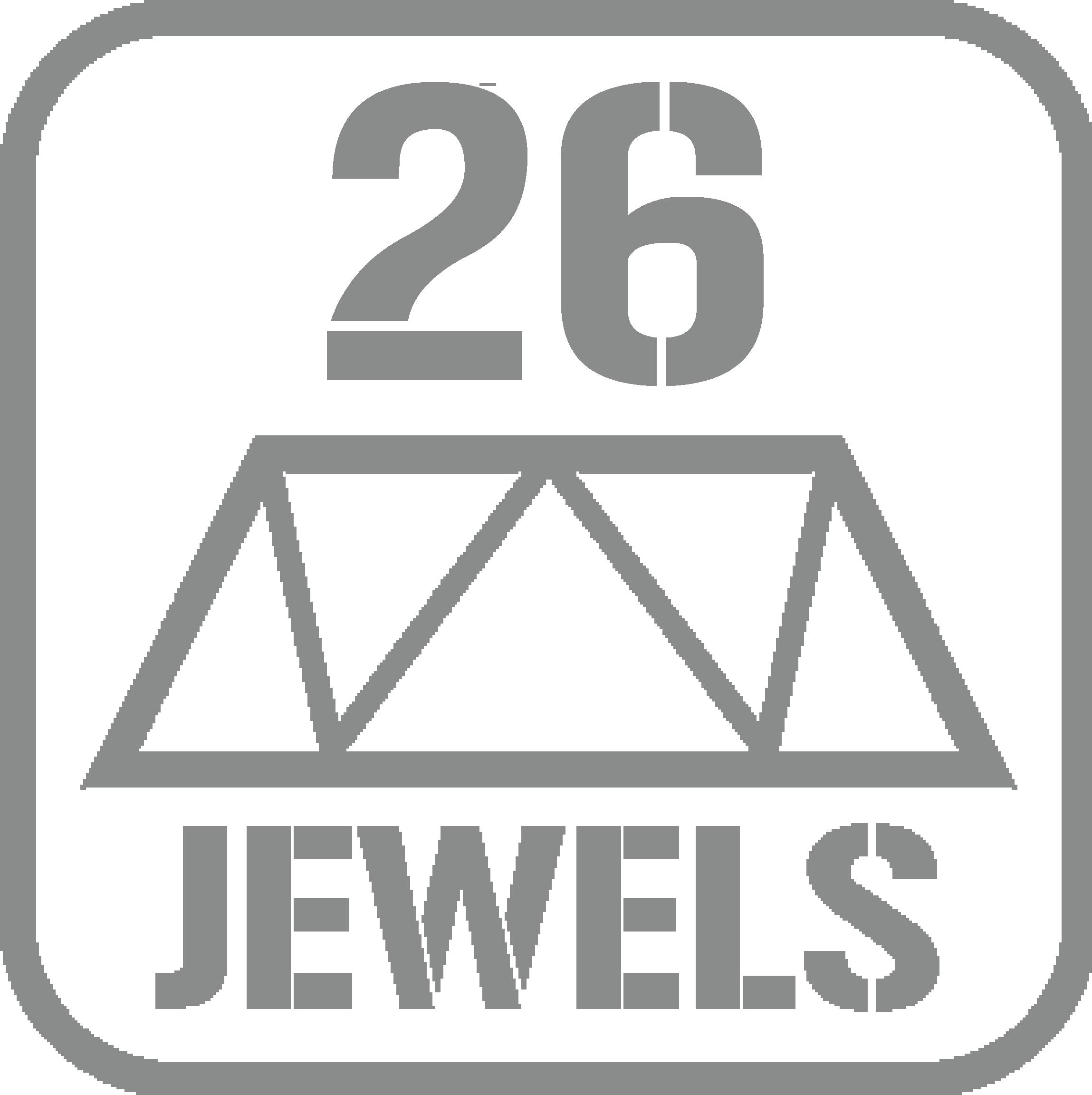 26顆寶石