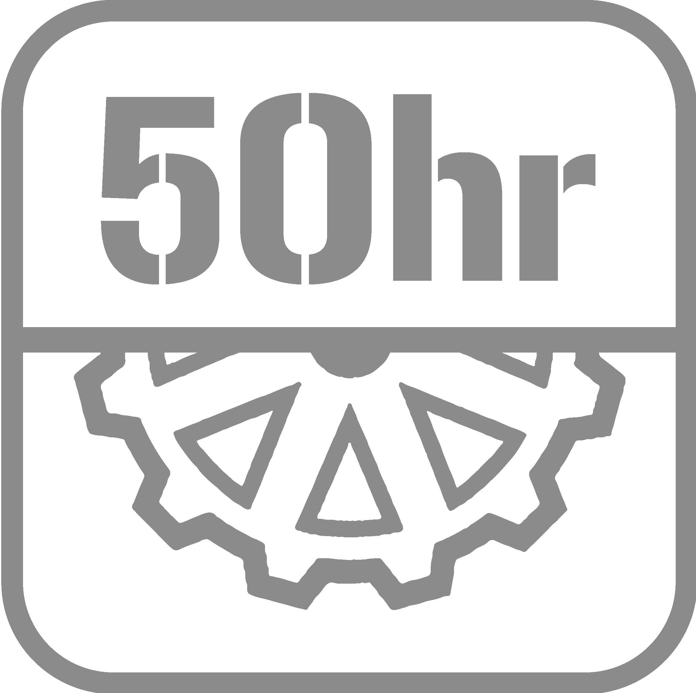 動力儲存50小時